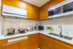 Friend Apartment, Appartamenti  Canton - big - 72
