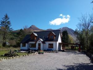 Accommodation in Glencoe