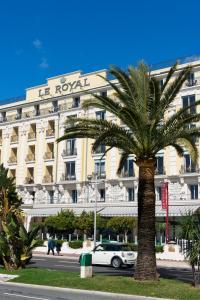 Hôtel Le Royal Promenade des Anglais, Hotel  Nice - big - 34