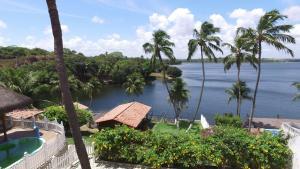 Maravilhosa CASA de Lagoa em Extremoz - Genipabu