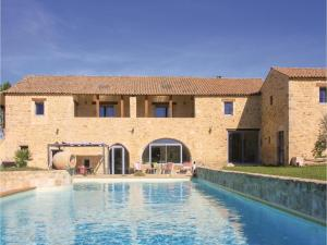 Five-Bedroom Holiday Home in Barjac - Vagnas