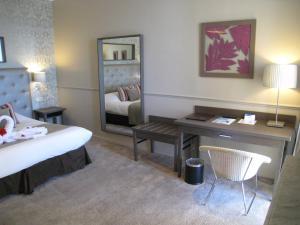 Hôtel Le Royal Promenade des Anglais, Hotels  Nizza - big - 52