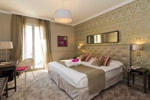 Hôtel Le Royal Promenade des Anglais, Hotel  Nice - big - 31