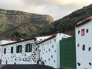 Rosa del Negro, Vallehermoso - La Gomera