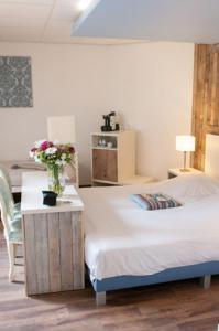 Hotel Kijkduin, Hotely  Domburg - big - 12