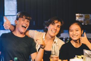 Auberges de jeunesse - Tribee Kinh