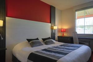 Hotel The Originals Bourg-en-Bresse Nord Le Pillebois (ex Inter-Hotel), Szállodák  Montrevel-en-Bresse - big - 12