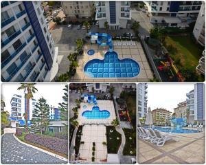 Elite Marine Residence, Apartmanok  Alanya - big - 38