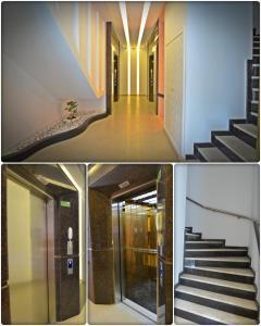 Elite Marine Residence, Apartmanok  Alanya - big - 36