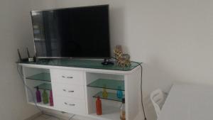 Apartamento na praia de Canasvieiras com wifi, piscinas e ar condicionado nos quartos., Apartments  Florianópolis - big - 21