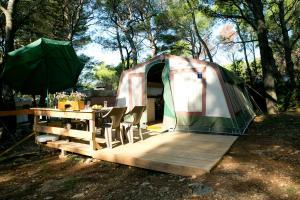 Large Family Tent | Camp Baško polje , 21320 Baška Voda
