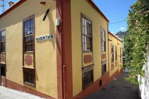 Casa Emblemática Abidán, Santa Cruz de la Palma - La Palma