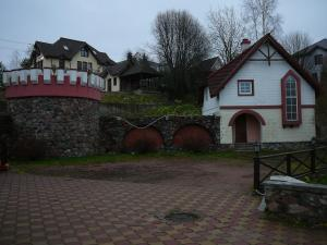 Cottage in Russkaya derevnya - Verkhniye Osel'ki
