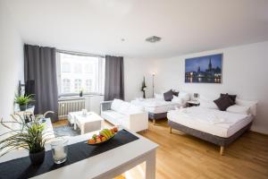 Appartementhaus Beckergrube, Ferienwohnungen - Lübeck