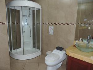 Departamento Para Turistas, Apartments  Lima - big - 44