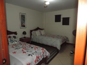 Departamento Para Turistas, Apartments  Lima - big - 46