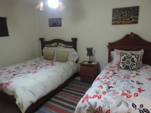 Departamento Para Turistas, Apartments  Lima - big - 47