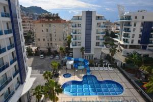Elite Marine Residence, Apartmanok  Alanya - big - 11
