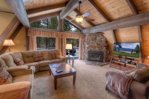 Gambrel Home, Holiday homes  South Lake Tahoe - big - 22