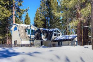 Gambrel Home, Holiday homes  South Lake Tahoe - big - 28