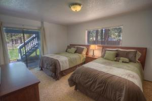 Gambrel Home, Holiday homes  South Lake Tahoe - big - 31