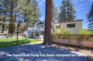 Gambrel Home, Holiday homes  South Lake Tahoe - big - 32