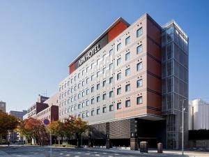 Auberges de jeunesse - APA Hotel Okayamaekimae
