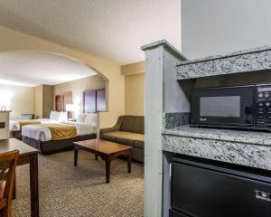 Comfort Suites Sumter, Hotels  Sumter - big - 27