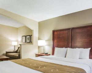 Comfort Suites Sumter, Hotels  Sumter - big - 47