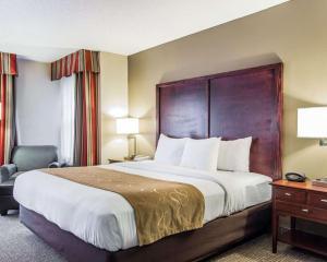 Comfort Suites Sumter, Hotels  Sumter - big - 51