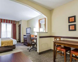 Comfort Suites Sumter, Hotels  Sumter - big - 53