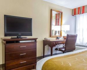 Comfort Suites Sumter, Hotels  Sumter - big - 54