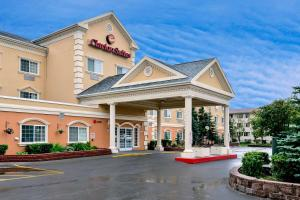 Clarion Suites Downtown Anchorage - Wasilla