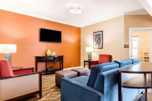 Comfort Inn & Suites Bryant - Benton, Hotels  Bryant - big - 48