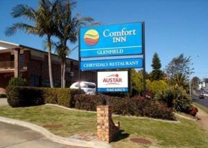 Comfort Inn Glenfield, Szállodák - Toowoomba
