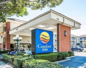 Comfort Inn Near Pasadena Civi..