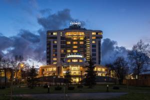 Cosmos Petrozavodsk Hotel - Solomennoye