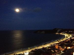 Bela vista de Ponta Negra