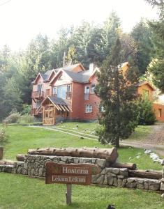 Hosteria Lekun Lekun, Fogadók  Villa La Angostura - big - 35