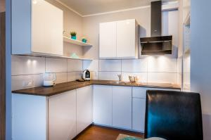 Apartament B&F Poznań Business & Family - Parking