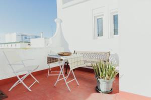 Ático del Marinero, Apartmány - Cádiz