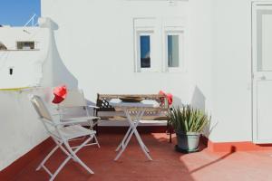 Ático del Marinero, Apartmány  Cádiz - big - 20