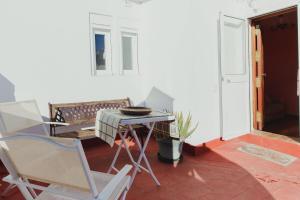 Ático del Marinero, Apartmány  Cádiz - big - 21