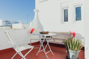 Ático del Marinero, Apartmány  Cádiz - big - 27