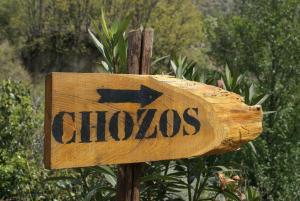 Chozos Rurales El Solitario, Case di campagna  Baños de Montemayor - big - 56