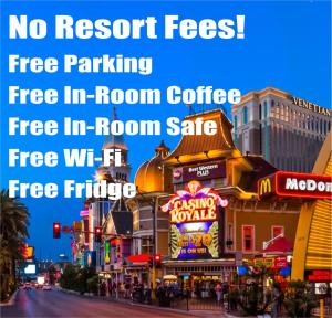 Best Western Plus Casino Royale - On The Strip (No Resort Fees + Free Parking), Hotels  Las Vegas - big - 1