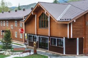 Park Hotel Bely Sobol - Baykalsk