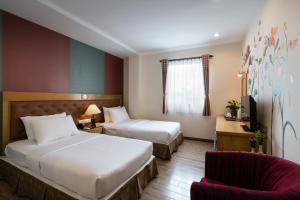 Asian Ruby Select Hotel, Hotely  Hočiminovo Mesto - big - 55