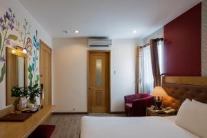Asian Ruby Select Hotel, Hotely  Hočiminovo Mesto - big - 4