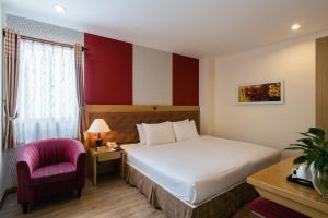 Asian Ruby Select Hotel, Hotely  Hočiminovo Mesto - big - 3